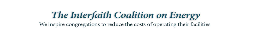 The Interfaith Coalition on Energy